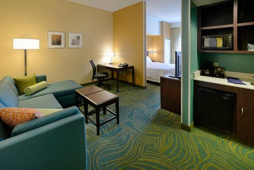Springhill Suites By Marriott Terre Haute - Terre Haute, IN 47802