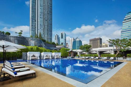 Singapore Marriott Tang Plaza Hotel photo 33