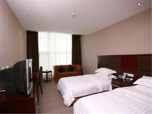 Starway Hotel Beijing Shaoyaoju photo 19