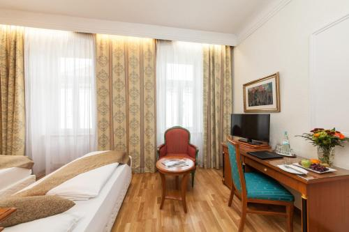 Novum Hotel Cristall Wien Messe photo 61