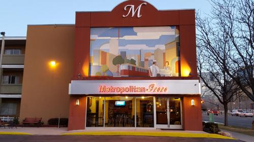 Metropolitan Inn Downtown Salt Lake City Photo