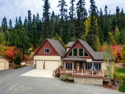Cascade Mountain Villa Photo