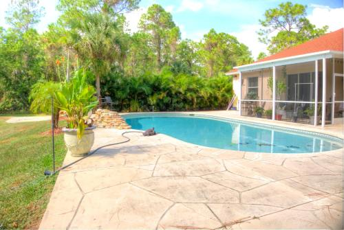 Pool Home Naples Photo