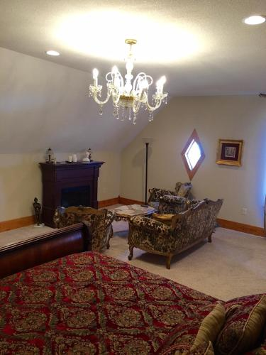 Attwood House Bed and Breakfast near Manhattan KS