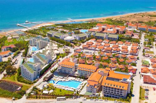 Side Diamond Beach Hotel & SPA tatil