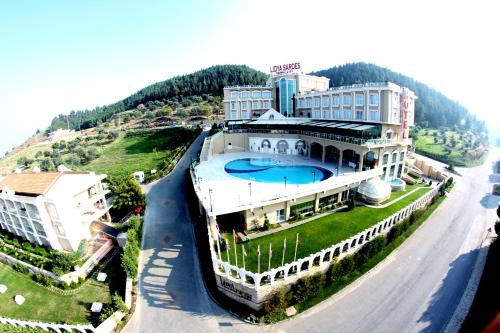 Salihli Lidya Sardes Hotel Thermal & SPA tatil