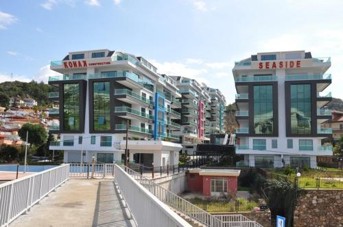Alanya Modern Apartments With Sea View