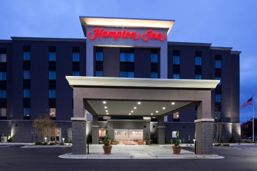 Hampton Inn Minneapolis Bloomington West in Bloomington