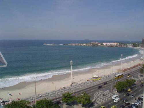 Copacabana Beach Front: Ocean View Photo
