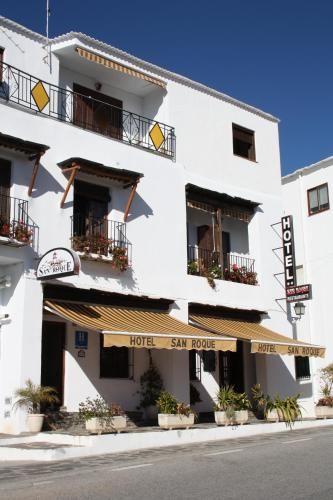 Hostal Hotel Rural San Roque