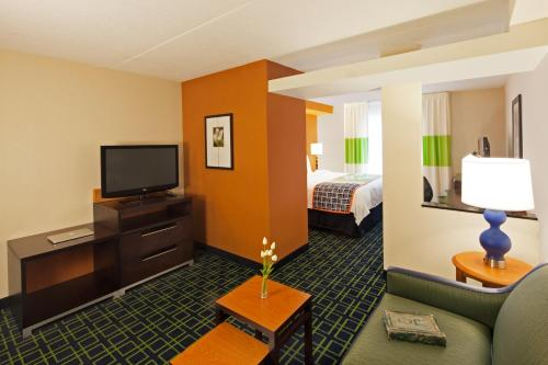 Fairfield Inn & Suites by Marriott Toronto Mississauga Photo