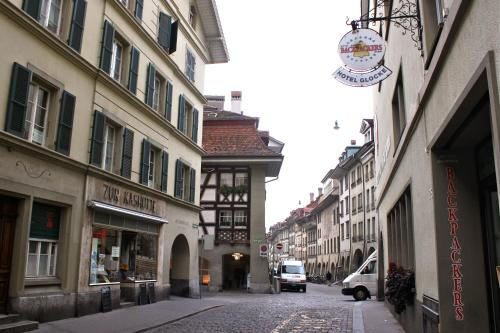 Bern Backpackers Glocke
