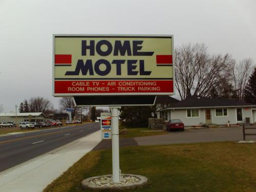 Home Motel Abbotsford Photo