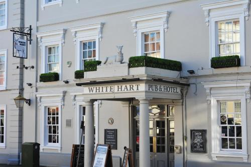 The White Hart Inn By Good Night Inns