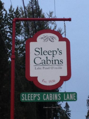 Sleep's Cabins Photo