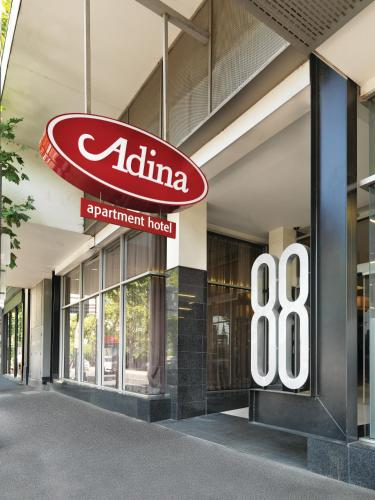 Adina Apartment Hotel Melbourne Flinders Street impression