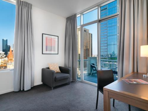 Adina Apartment Hotel Melbourne Flinders Street photo 47
