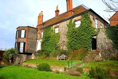 Photo of Castle House Hotel Hotel Bed and Breakfast Accommodation in Canterbury Kent