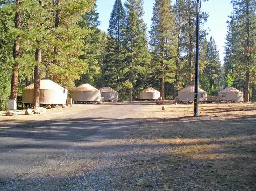 Yosemite Lakes Meadow Yurt 20 Photo