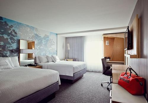 Courtyard by Marriott Boston Littleton Photo