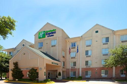 Holiday Inn Express Hotel & Suites Dallas Park Central Northeast - dallas - booking - hébergement