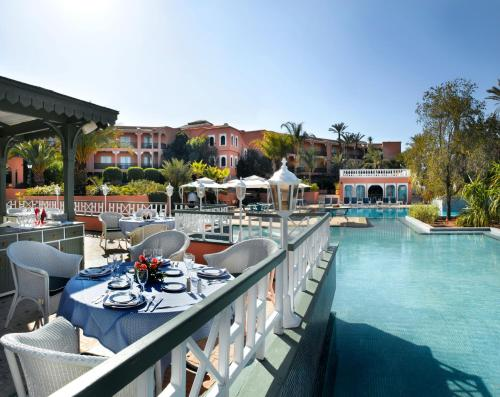 Palmeraie Golf Palace & Resort, Marrakech, Morocco, picture 4