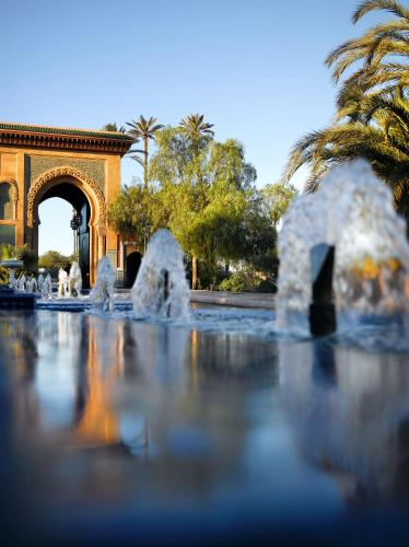 Palmeraie Golf Palace & Resort, Marrakech, Morocco, picture 5