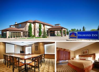 Best Western Diamond Inn
