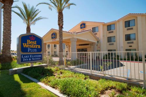 Best Western PLUS Lake Elsinore Inn & Suites