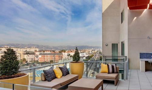 Global Luxury Suites at Wilshire - Los Angeles, CA 90036