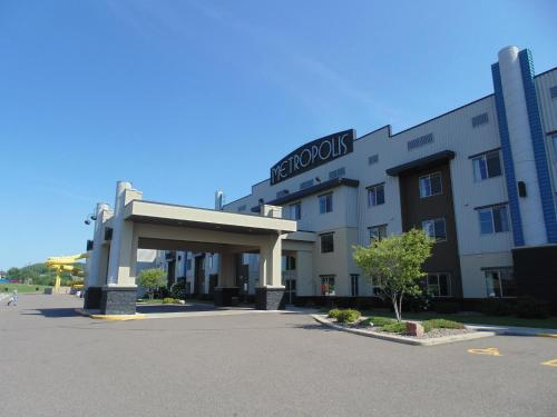 Photo of Metropolis Resort - Eau Claire hotel in Eau Claire