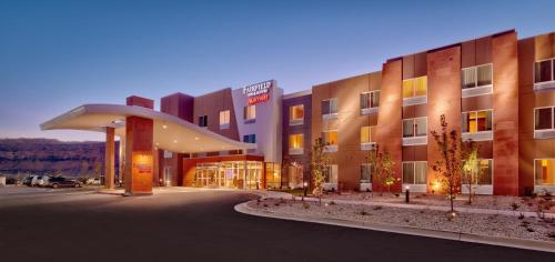 Fairfield Inn & Suites by Marriott Moab Photo