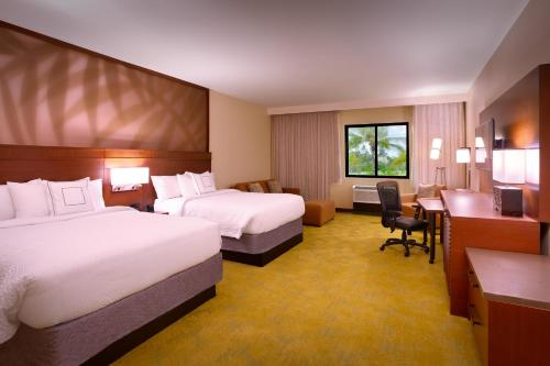 Courtyard by Marriott Oahu North Shore Photo