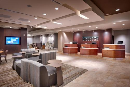 Courtyard by Marriott Salt Lake City Downtown Photo