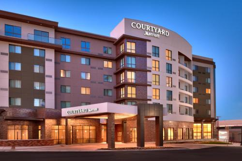 Гостиница «Courtyard by Marriott Salt Lake City Downtown», Солт-Лейк-Сити