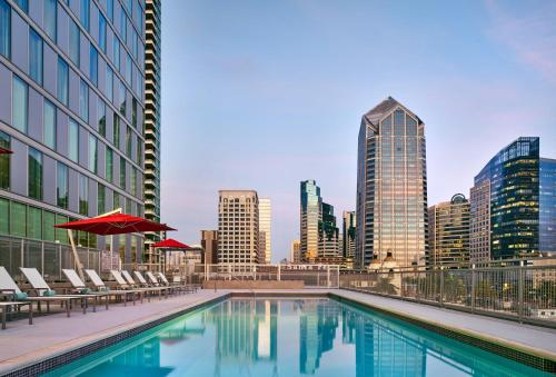 Residence Inn by Marriott San Diego Downtown/Bayfront Photo