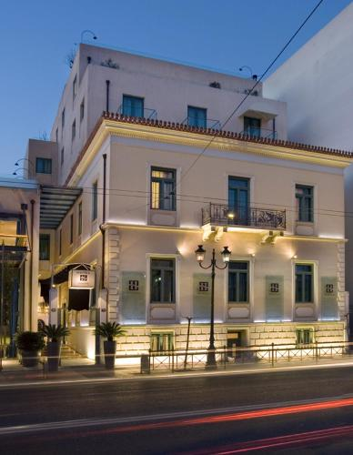 Eridanus Luxury Art Hotel - Pireos Avenue 78 Greece