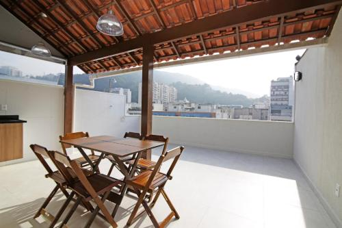 Penthouse Apartment Copacabana Photo