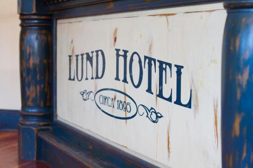 The Historic Lund Hotel Photo