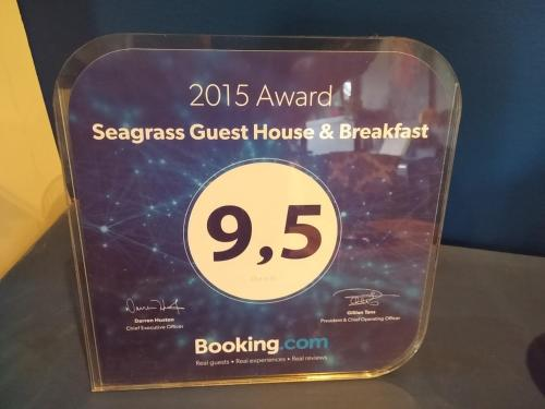 Seagrass Guest House & Breakfast Photo