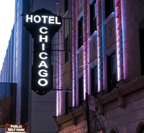 Hotel Chicago West Loop Photo
