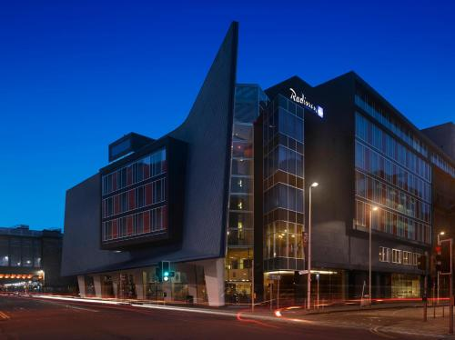 Radisson Blu Hotel Glasgow, Glasgow, United Kingdom, picture 53