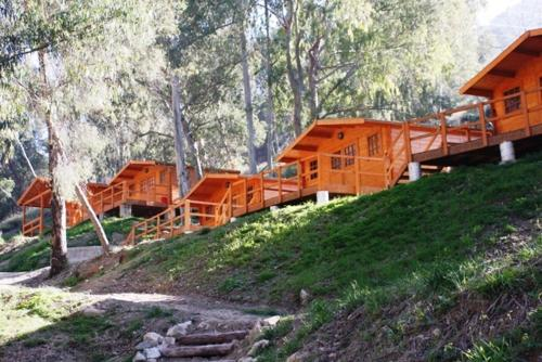 Albergue Camping El Chorro