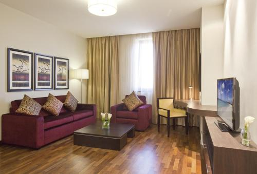 Mövenpick Hotel Apartments Al Mamzar Dubai photo 30