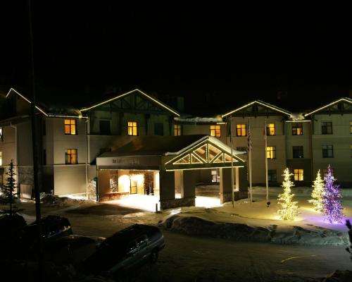 The Lodge at Big Sky Photo
