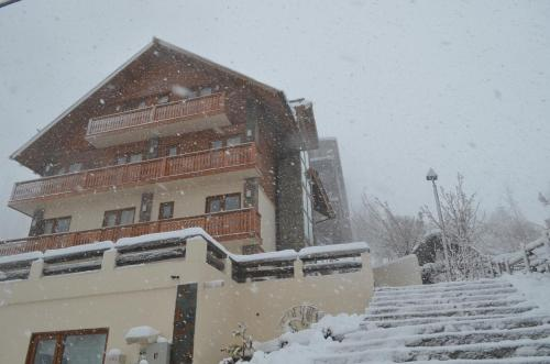 Hotel Chalet Valluga Photo