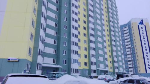 Apartment Mostovitskaya 1, Киров