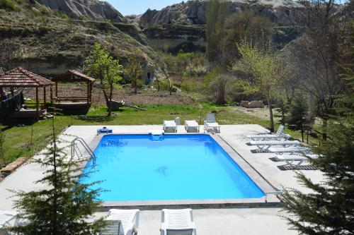 Goreme Rock Valley Pension harita