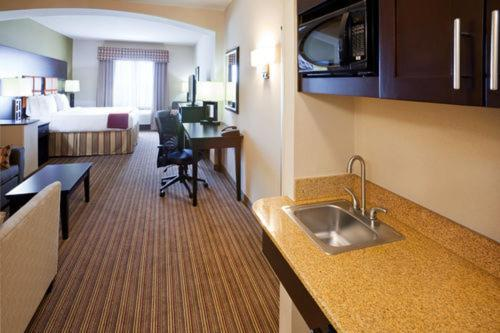Holiday Inn Express Hotel & Suites Dallas West Photo