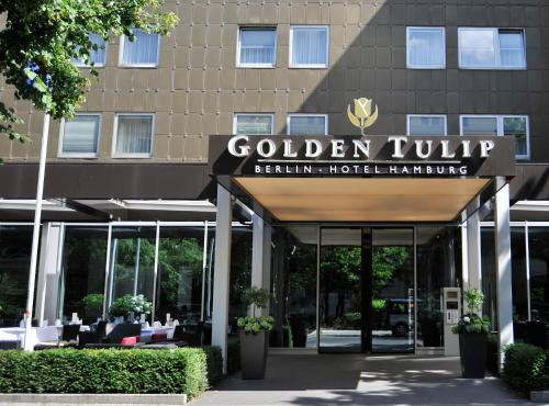 Golden Tulip Berlin Hotel Hamburg impression